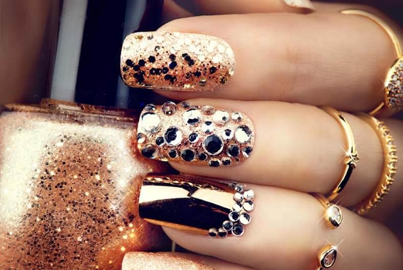 Faux ongles décoratifs