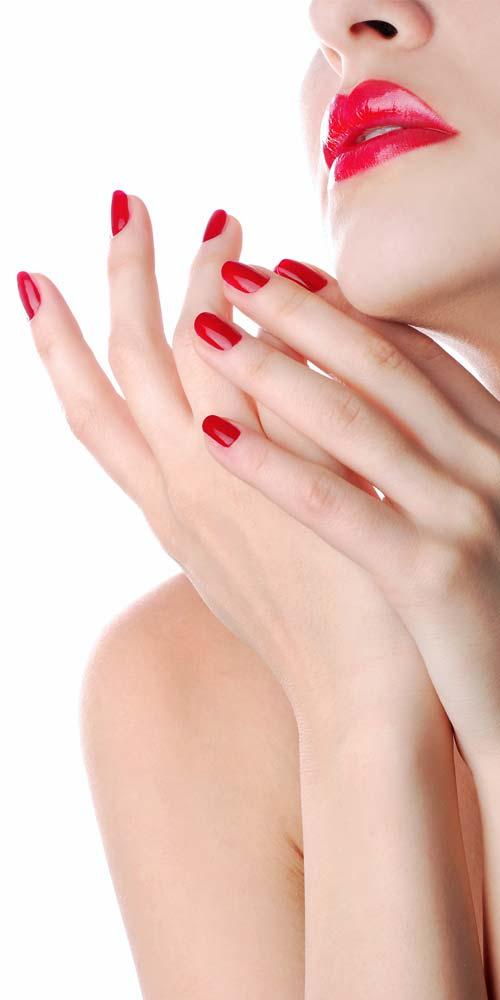 Manucure et pose d'ongles