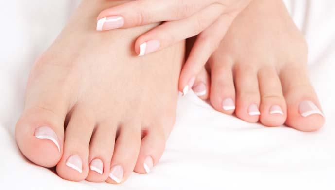soins des pieds à Repentigny