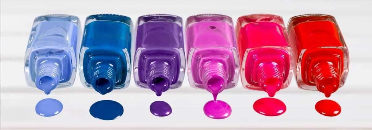 couleur de Gel UV pour les ongles - Charlemagne